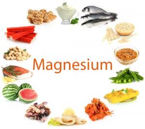 Foods rich in magnesium